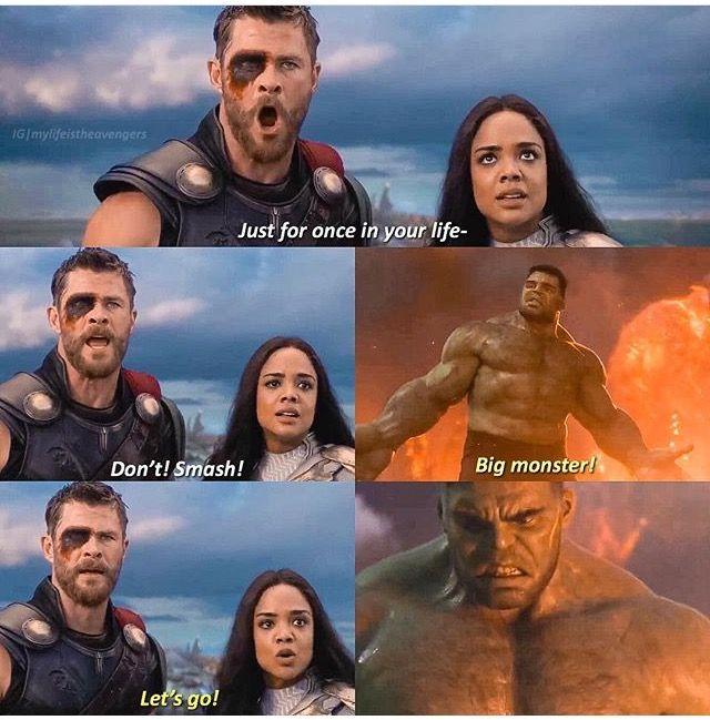Thor, Ragnorak, Chris Hemsworth, Valkyrie, Tessa Thompson, Hulk, film, comics, comic books, comic book movies, Marvel comics, 2010s, 10s, 2017