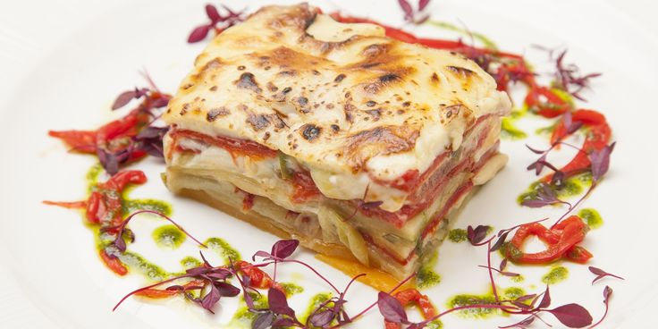 A rich and colourful vegetable bake recipe from Spanish chef José Pizarro with a coconut milk sauce.