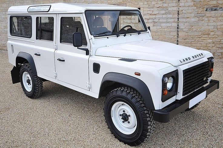 2008 LAND ROVER DEFENDER 110 For Sale in Ailsworth, Peterborough | Preloved