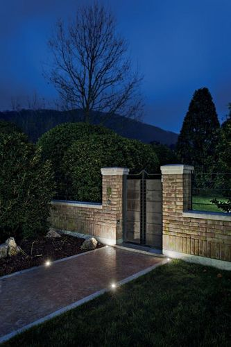 Lovely Recessed Exterior In Ground Light (LED) MINIBRIGHT 1.0 Lu0026L Luce U0026 Light