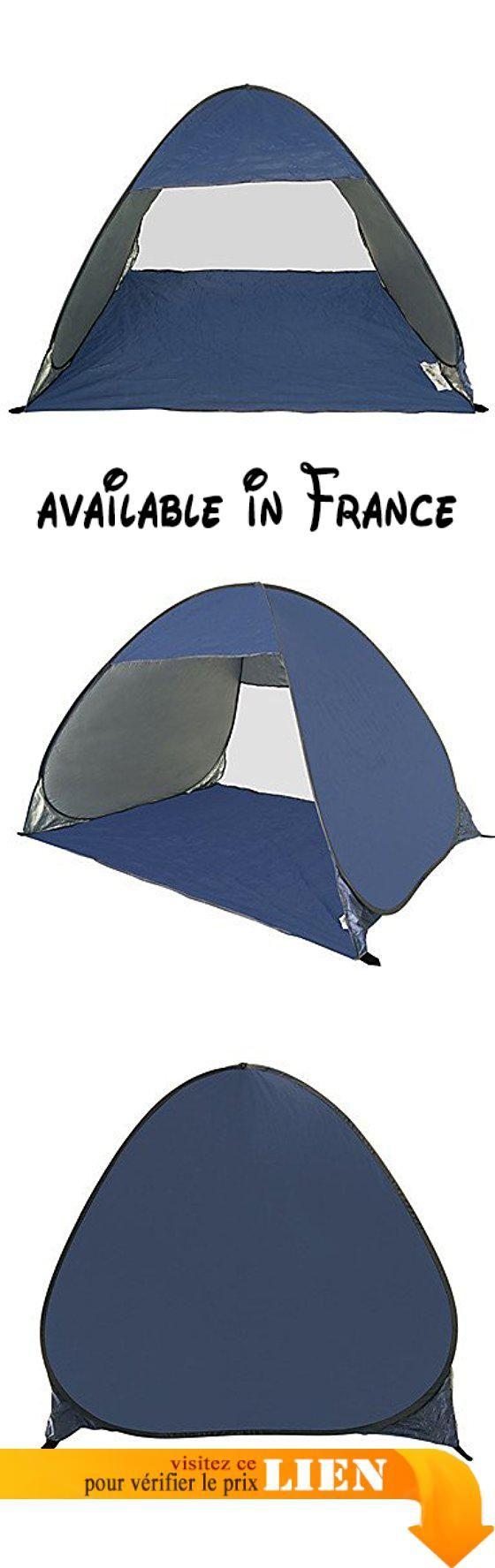 B075ZQRQZK : BUSL 2 personnes Tente Unique Tente automatique Une pièce Tente de camping Acier inoxydable Portable-Camping Voyage . blue. Convient pour une utilisation en plein air. Résistant au vent. étanche. chaud. bonne résistance au vent. Les accessoires sont complets. faciles à utiliser et installés. Stockage pliable. facile à transporter. Délai de livraison: 12-22 jours