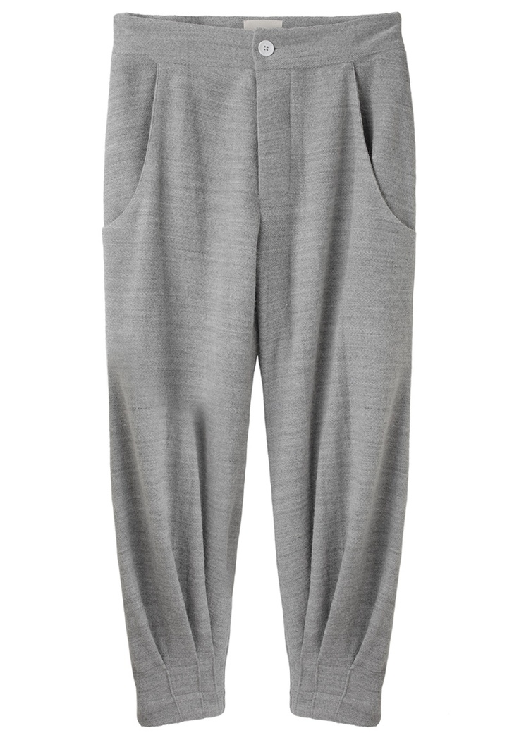 boy by band of outsiders / cropped knit trouser