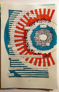 Boekselen - Loes Vork - Maak een creatieve speeltuin van een oud boek!