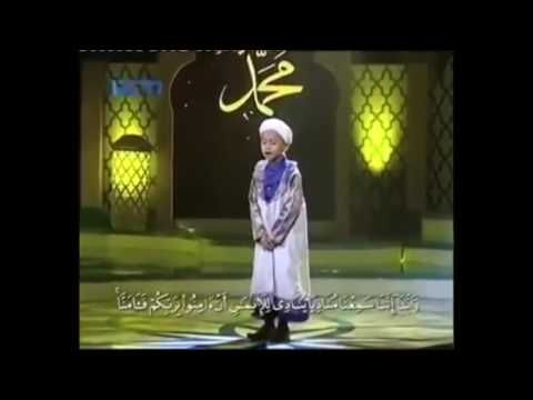 The Holy Quran recitation by Indonesian Children