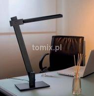 MECANICA LED lampa stołowa, czarna (146050) - Spotline