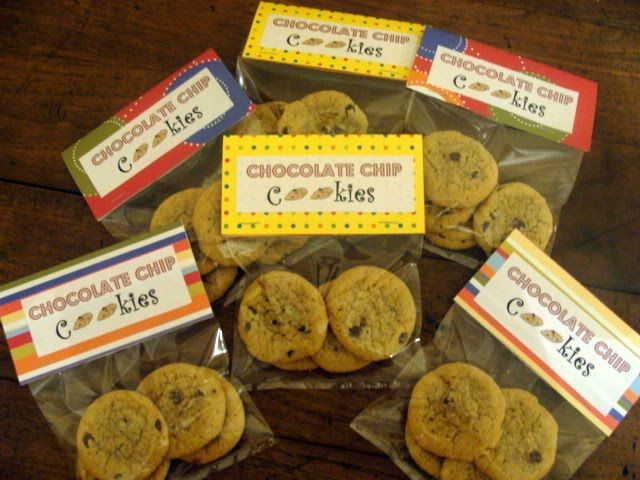 Quick easy bake sale recipes