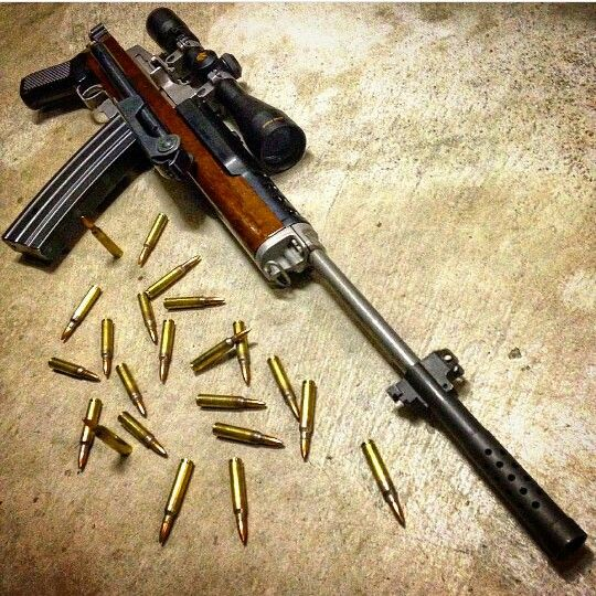 Mini 14 tactical stock options