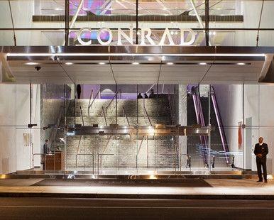 Conrad New York Hotel, NY - Hotel Exterior