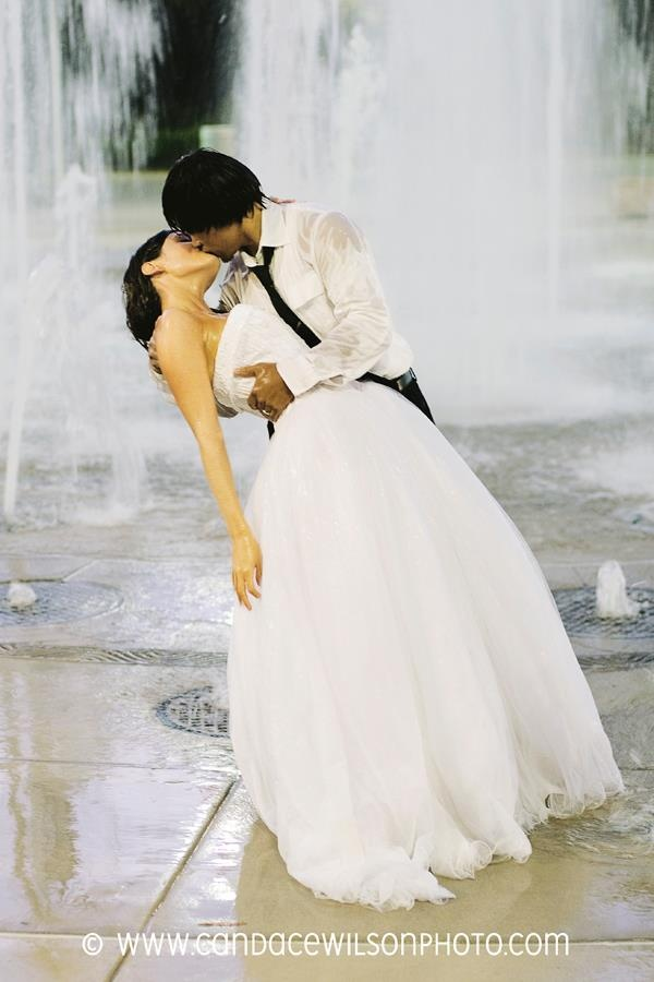 If it rains in Costa Rica during our wedding, this is the picture we will be taking :)