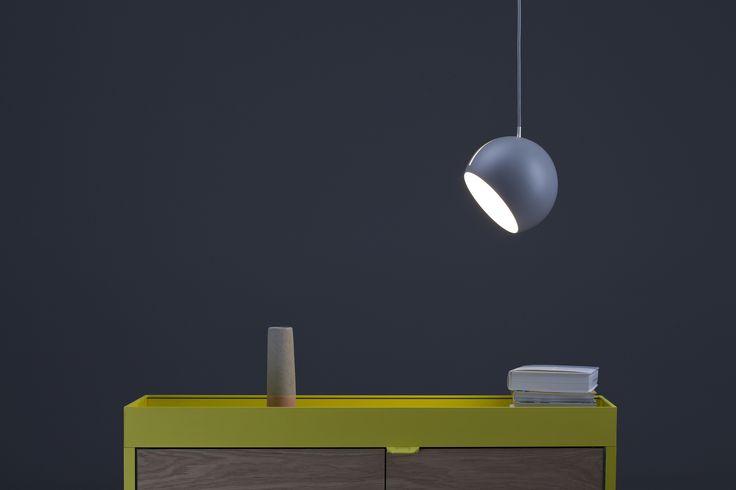 TILT Globe - NYTA #Lampefeber #Design #Lighting #Lamp