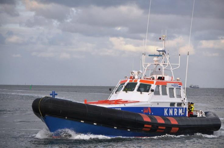 reddingboot Arie Visser - KNRM West Terschelling
