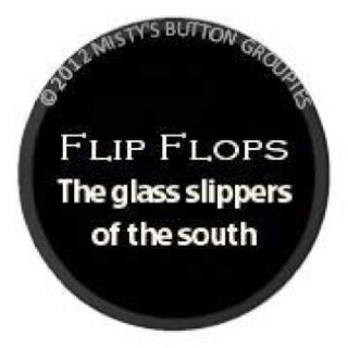 Flip flops...: The South, Shoes, Quotes,  Hockey Puck, Southern Girls, Funny, Flip Flops, So True, True Stories