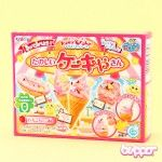 Kracie Popin' Cookin' Ice Cream Shop & Cake - DIY candy set