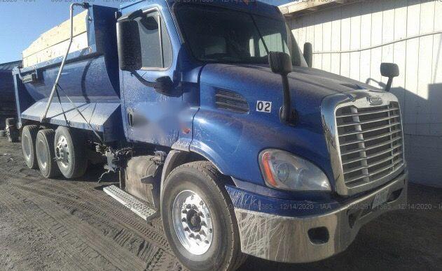 Machinebarn Com On Linkedin Please Read Full Description Below 2013 Freightliner Cascadia Dump In 2021 Dump Body Dump Trucks For Sale Freightliner Cascadia