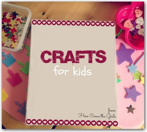 Oh this website is a great find - lots of easy, low cost ideas for crafting with young children. Not too messy either!