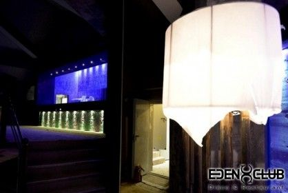 Fantastico design Eden disco Club