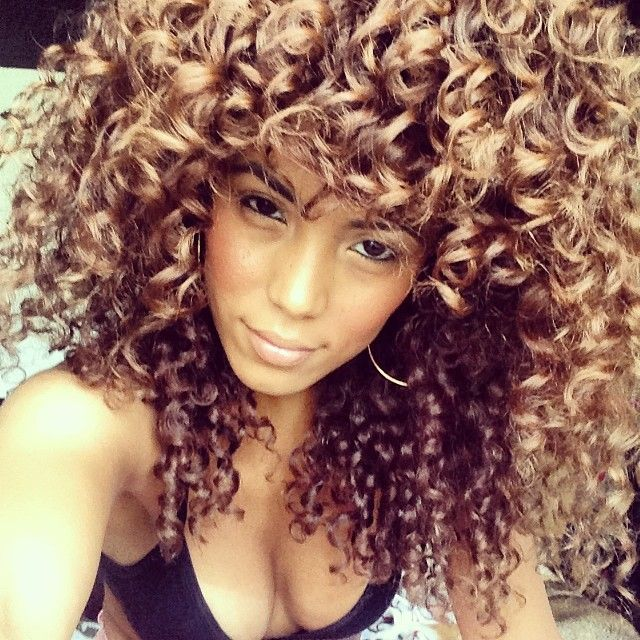 how to use honey on curly hair