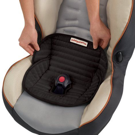 Piddle Pad waterproof car seat protector. used this for my first child. It helped me keep her in underwear even on car trips