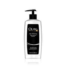 Oil of Olay face wash