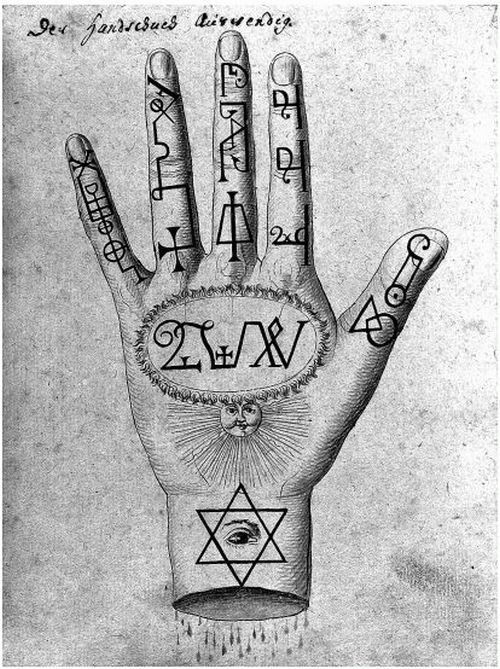 alchemy - need to embroider on oven mitts!