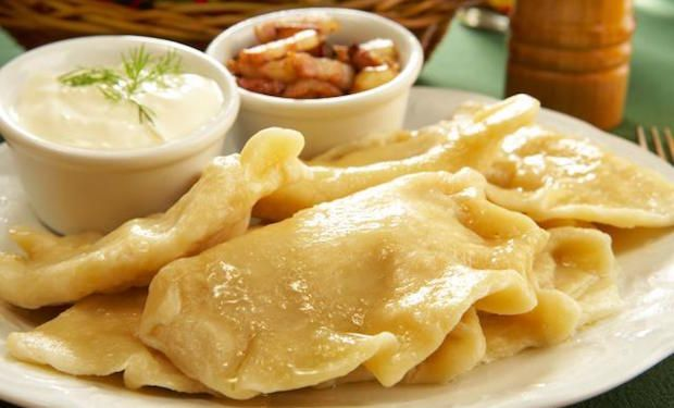 Potato-Cheese Pierogi Recipe