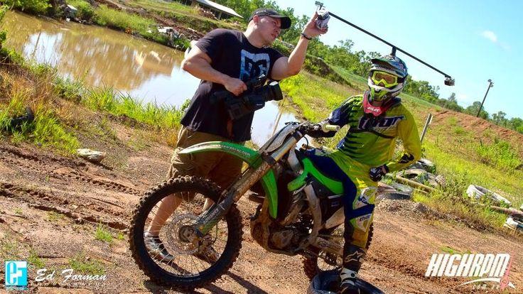 Darwin Motocross - FS700 Slow Motion Motocross Video | HighRPM