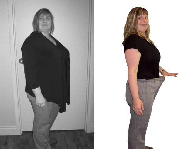 Monica of Ottawa, ON, lost 48 lbs with U Weight Loss! She is a nurse who counselled patients about healthy weight! Now she can lead by example and feel better too! Congratulations on coming this far! :) #u_weight_loss