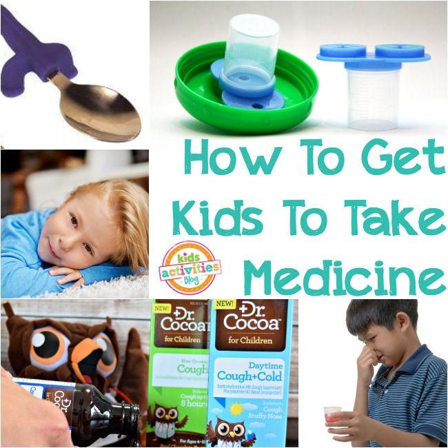 - Kids Activities Blog Yummy way to get kids to take medicine!