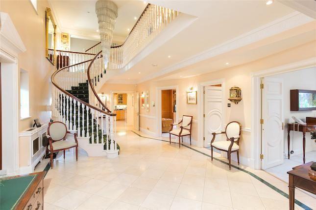 1930s Style & elegance in Stanmore - beautiful sweeping stair... Nov '15