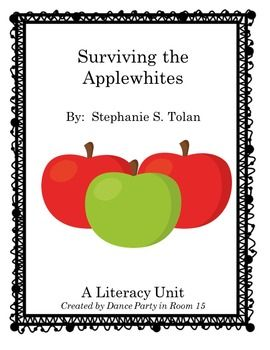 Surviving the apple whites book trailers