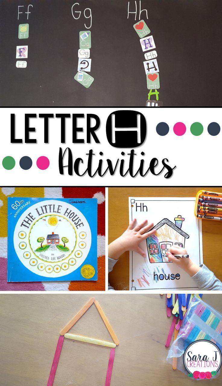 Letter H Activities That Would Be Perfect For Preschool Or Kindergarten Art F Letter H Activities For Preschool Letter H Activities Kindergarten Activities [ 1280 x 736 Pixel ]