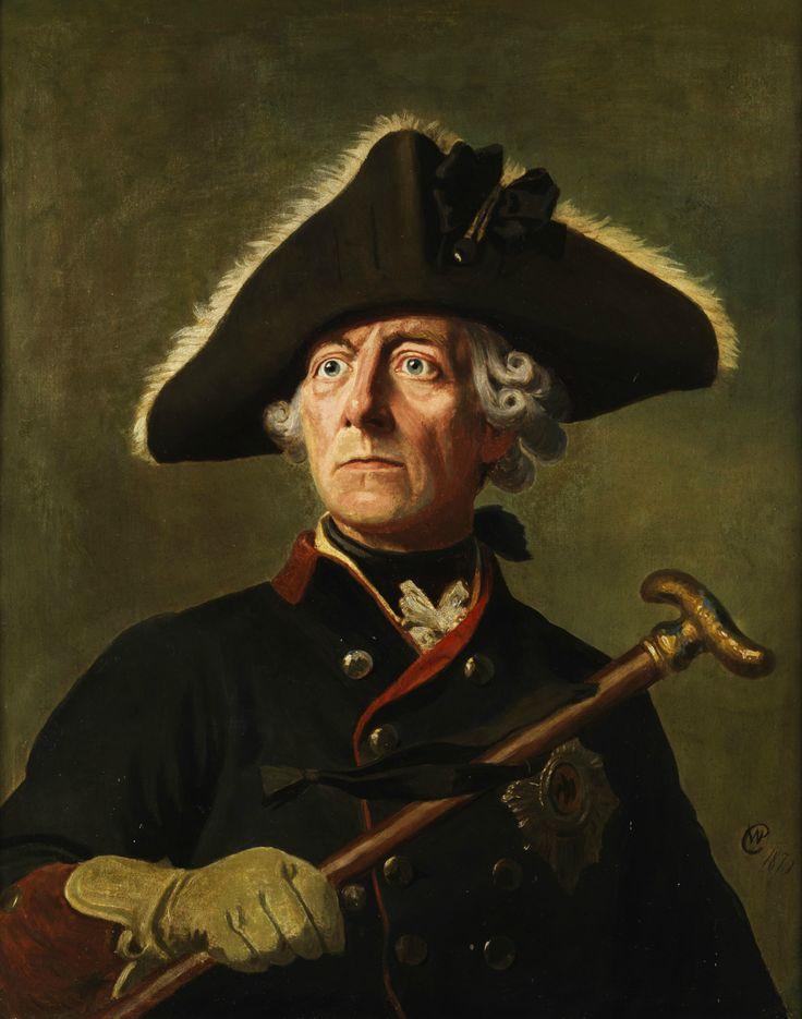 ■ Rey Federico II de Prusia y Margrave Elector de Brandeburgo