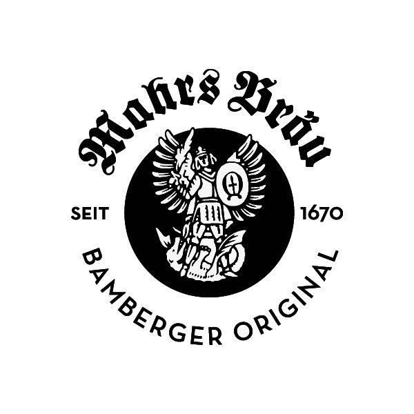 Mahrs Bräu – www.mahrs.de #brewing #beer #logo #mark #symbol #brand #craftbeer #identity