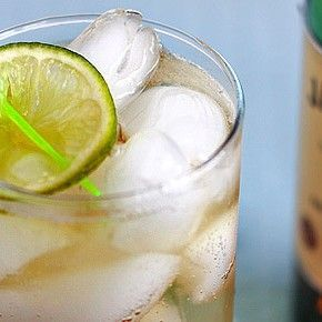 Mad Men Week: Jameson and Ginger // This is seriously one of my favourite drinks.