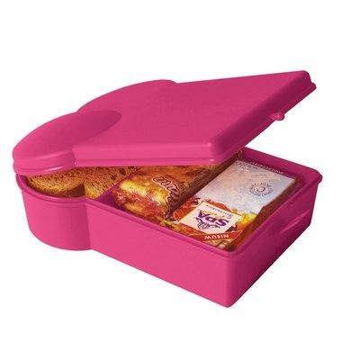 Lunchbox Sandwich roze