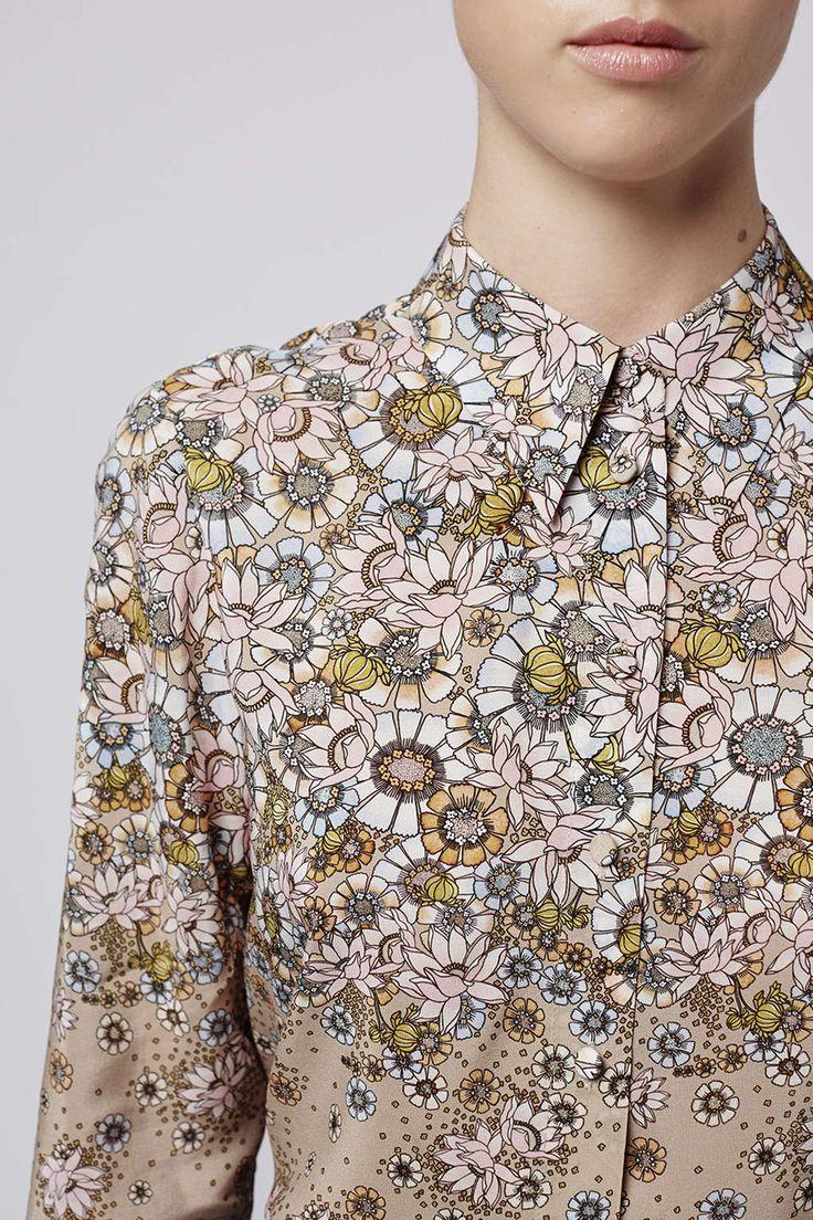 Cerith Shirt By Unique - Topshop