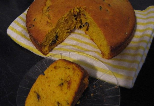 Pumpkin and prune cake - Real Recipes from Mums