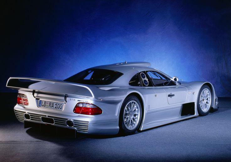 Mercedes Benz AMG CLK GTR.