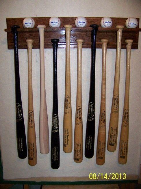 baseball bat and ball display kk 510 a nice display that holds