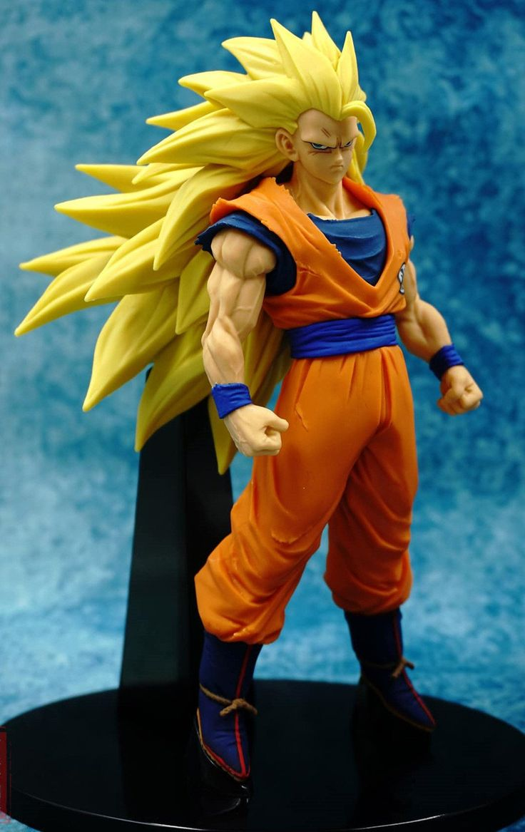 Dragon Ball Z Goku SSJ3 1/8 PVC Collectible Model Toy 20cm. Brand Name: AnitoyItem Type: ModelGender: UnisexTheme: Movie & TVMaterial: PVCMfg Series Number: ModelCompletion Degree: Finished GoodsCommodity Attribute: Finished GoodsBy Animation Source: Western AnimiationSoldier Accessories: Soldier Finished ProductSize: 18cmRemote Control: NoPuppets Type: ModelAge Range: 8-11 Years,Grownups,> 8 years old,> 3 years old,> 6 years old,> 14 Years old,12-15 Years,5-7 YearsDimensions: about...