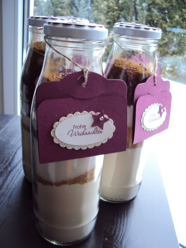 Backmischung Schoko-Zimt-Cookies