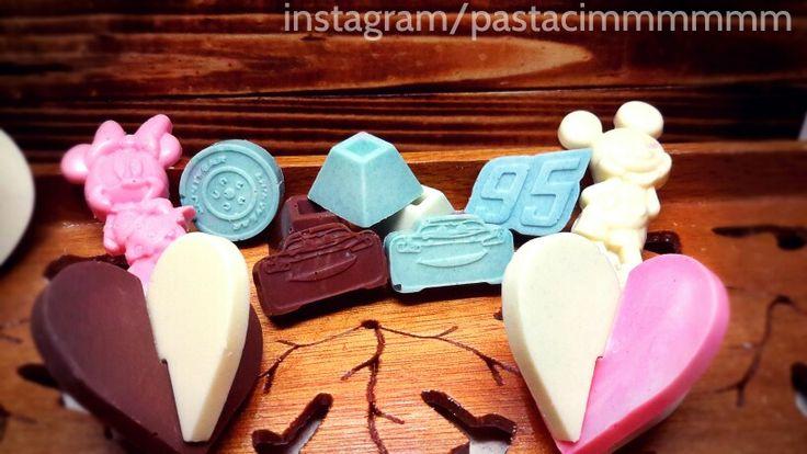 Bebek çikolataları (siparis alinir)