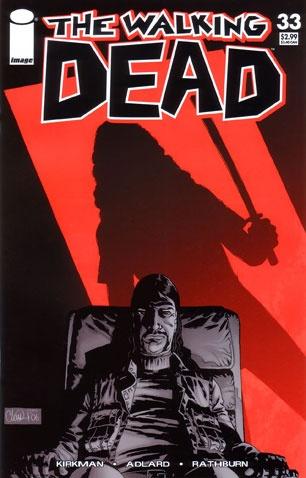 The Walking Dead #33 - Cover: Charlie Adlard / Cliff Rathburn