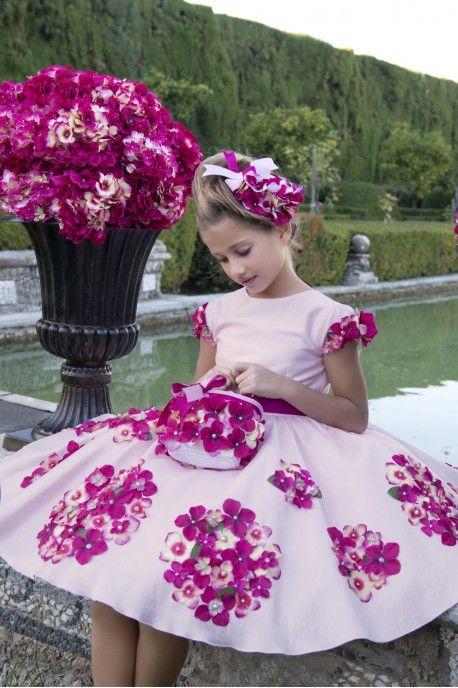 Silky luxury dress