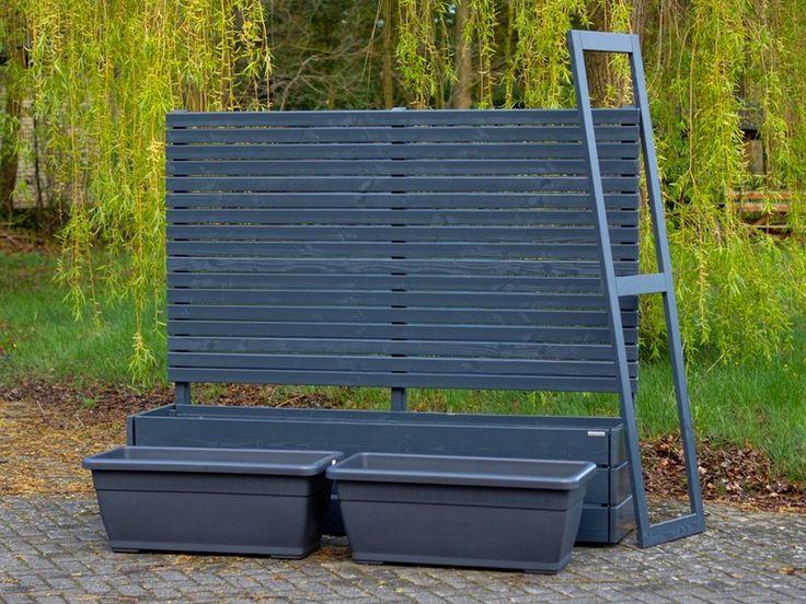 40 best sichtschutz pflanzkasten mit rankgitter. Black Bedroom Furniture Sets. Home Design Ideas