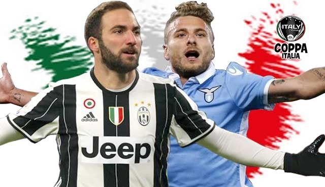 Ювентус и Лацио определят кой ще бъде носителят на купата на Италия за 2017
