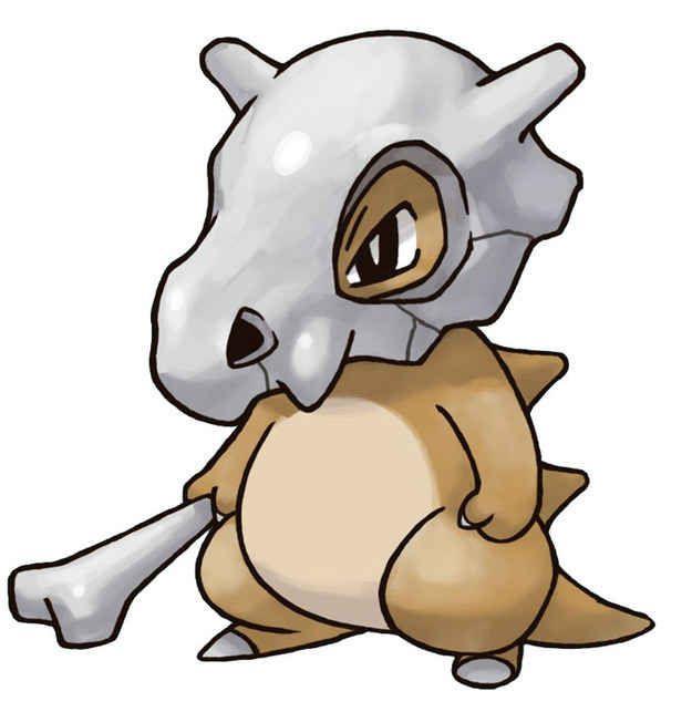 Cubone   The Definitive Ranking Of The Original 151 Pokemon