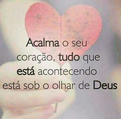 Confie em Deus !