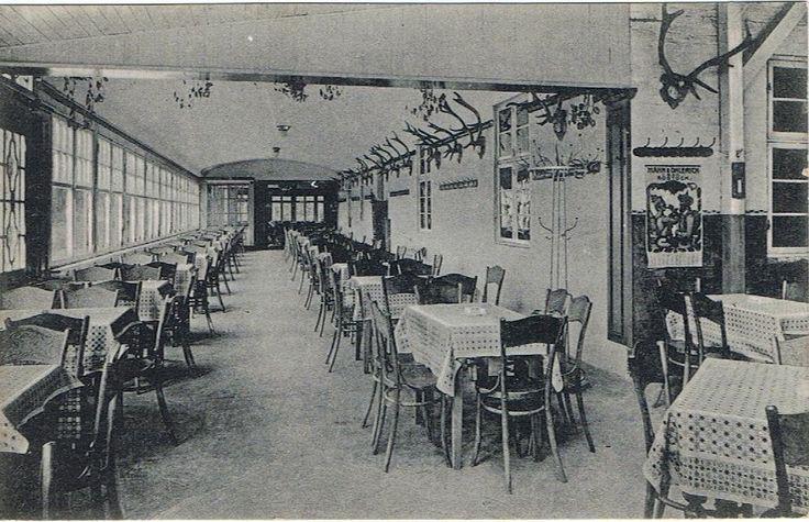 Rostock Barnstorf Forsthaus Trotzenburg 1925