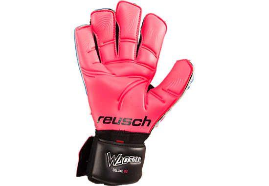 Reusch Waorani Deluxe G2 Keeper Gloves! On sale at www.soccerpro.com right now!